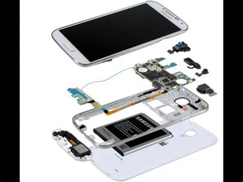 disassemble  samsung galaxy   screenparts repair youtube