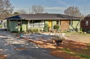 Midcentury Ranch by Pinterest