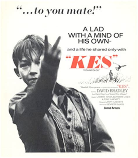 film kes quotes the spirit of 45 cine outsider