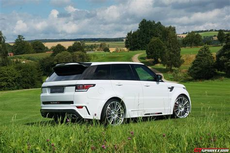 land rover vogue sport update mansory range rover sport and range rover vogue