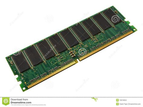 Memory Ddr ddr sdram memory stock images image 10016054