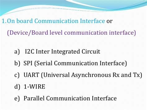 what is inter integrated circuit inter integrated circuit i2c interface 28 images inter integrated circuit ค อ 28 images