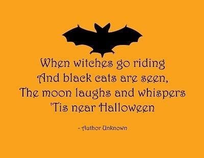 free printable halloween quotes halloween poem pictures photos and images for facebook