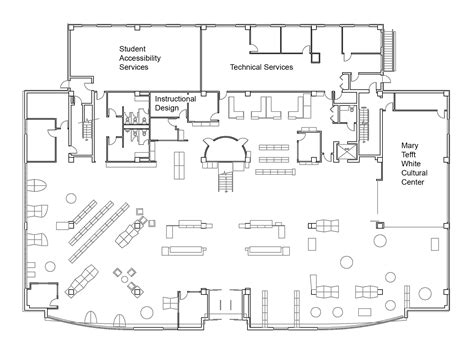 library floor plan design floor plans roger williams university
