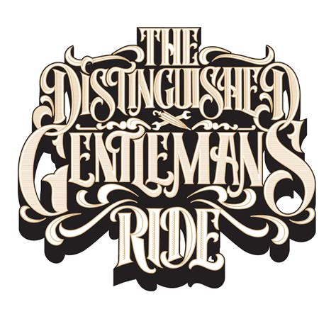 gentleman s the 2016 distinguished gentlemans ride