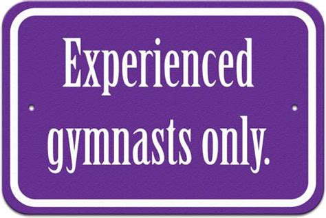 8 Signs Its Only A Rebound by 17 Best Images About Gymnastics Signs On Stick
