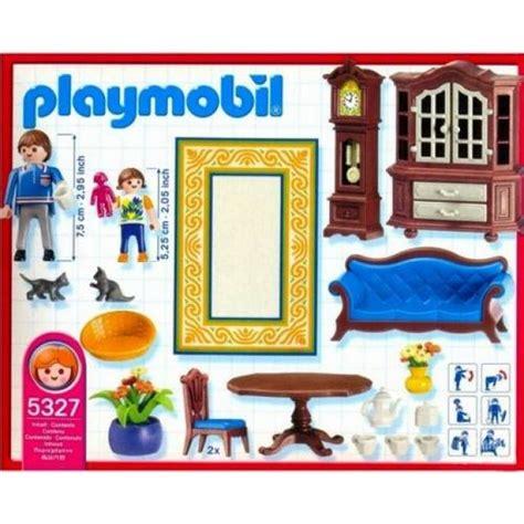 playmobil woonkamer goedkoop playmobil nostalgische woonkamer 5327 kopen bij