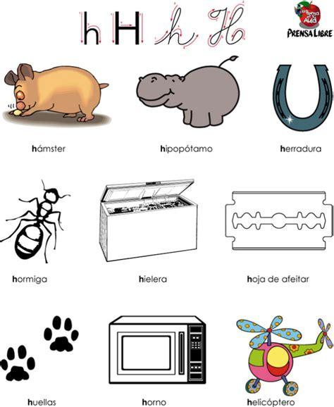imagenes que empiecen con la letra h letra h el universo de leo