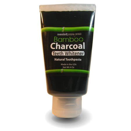 ultra concentrated activated bamboo charcoal toothpaste