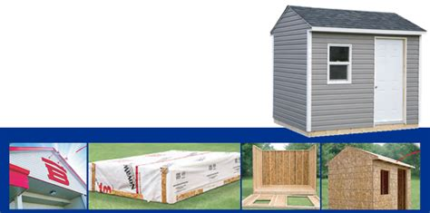 Shed Express by Bytown Lumber