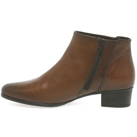 gabor fresco ankle boots gabor from gabor shoes uk