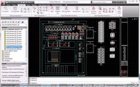 templates autocad electrical electrical drawing cad template readingrat net