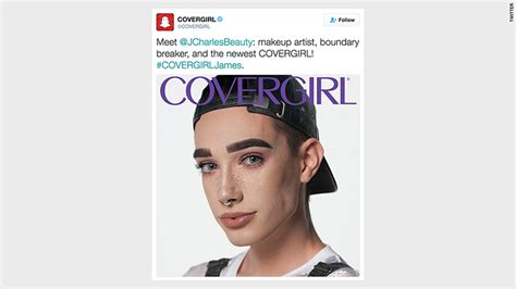 Meet The New Covergirl by Meet Covergirl S Cover Boy Charles News