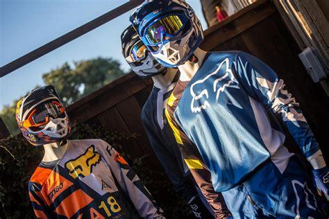 childrens motocross gear fant files 2018 fox gear launch dirt bike magazine