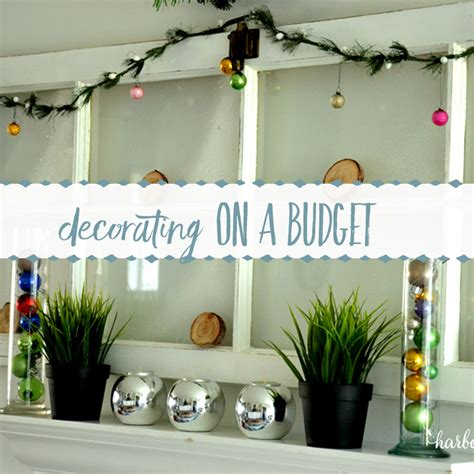 decorating   budget  ways  turn everyday decor