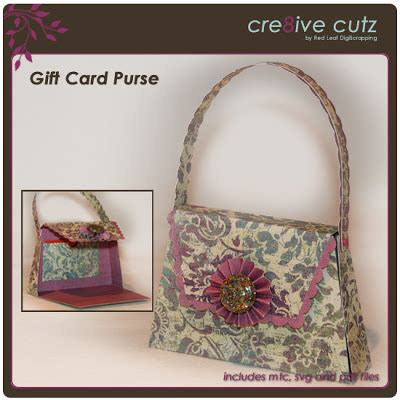 99 Cent Store Gift Card - new in the 99 cent store gift card purse cre8ive cutz