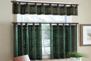 modern kitchen curtains interior fans