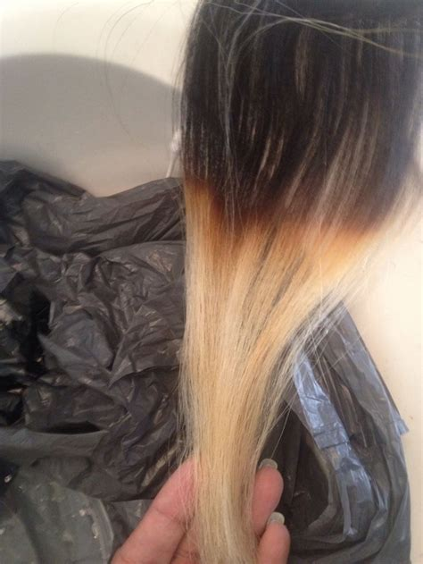 7 Tips For Dying Your Hair Brown by Best 25 Bleaching Hair Ideas On Hair