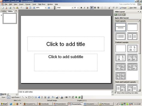 Powerpoint Tutorial Easy | how to create a simple powerpoint presentation