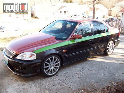 custom 1999 honda civic 1999 honda custom air ride show car civic ex for sale