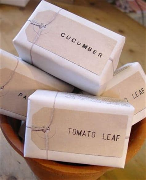 Packaging Handmade Soap - soap packaging ideas