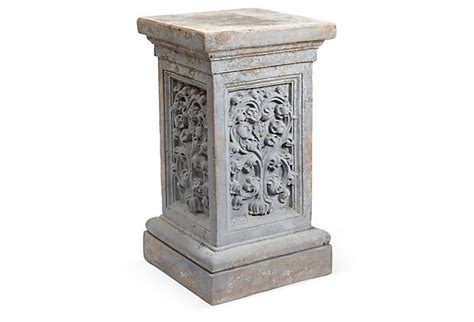 garden pedestals 17 best images about columns and bowls on gardens patriots and pits