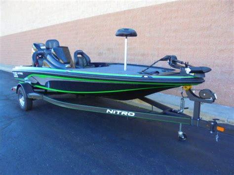nitro boats pics 2017 new nitro z18 bass boat for sale 29 595 detroit