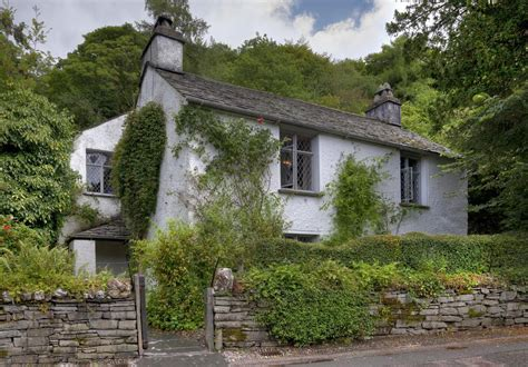 Wordsworth Cottage by At Home With Authors On Aboutbritain