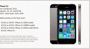 Image result for iphone 5s dimensions. Size: 293 x 160. Source: www.evad3rs.net