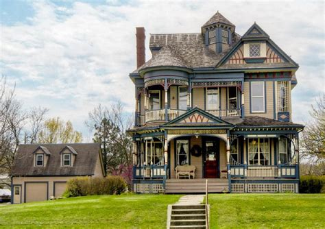 new houses that look like old houses gallery queen anne victorian home plans