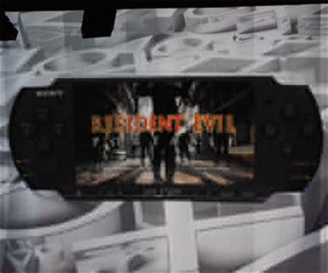 theme psp resident evil 4 oh yeah psp getting its own resident evil