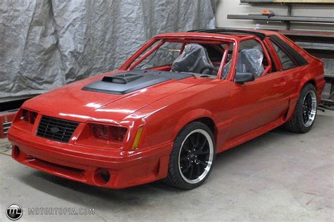 1983 ford mustang gt id 3562