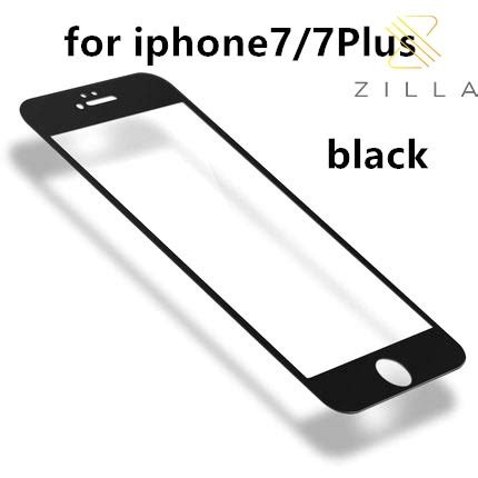 Zilla 3d Carbon Fiber Tempered Glass Iphone 66s Gold zilla 3d carbon fiber tempered glass curved edge 9h for