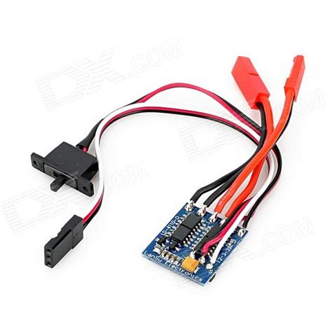 jb diy 10a brushed electric speed controller w brake for