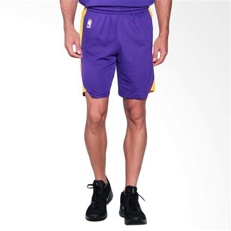 Celana Pendek Nike Untuk Dan Berolahraga jual nike basketball los angeles lakers practice