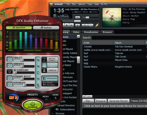 membuat suara zippo lebih nyaring membuat suara speaker laptop lebih berkualitas dfx audio