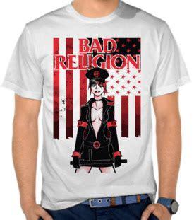 Kaos Bad Religion Skull jual kaos bad religion satubaju kaos distro