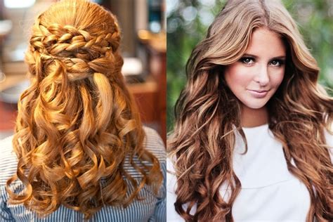 Pretty Curly Hairstyles this diwali flaunt any of these pretty curly hairstyles