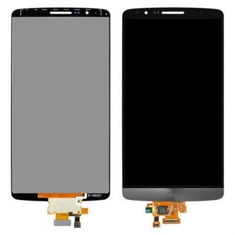 lg g3 lcd digitizer no frame black