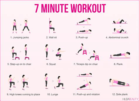 proof   minute workout