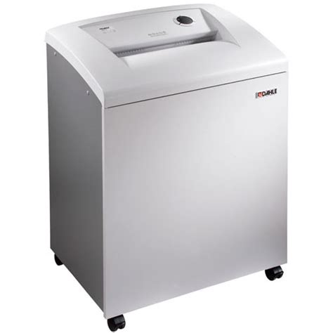 paper shredders cleantec model 41614 paper shredder from dahle office zone 174