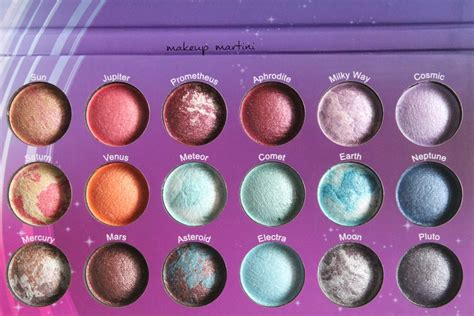 Bh Cosmetics Galaxy Chic bh cosmetics galaxy chic palette review swatch price