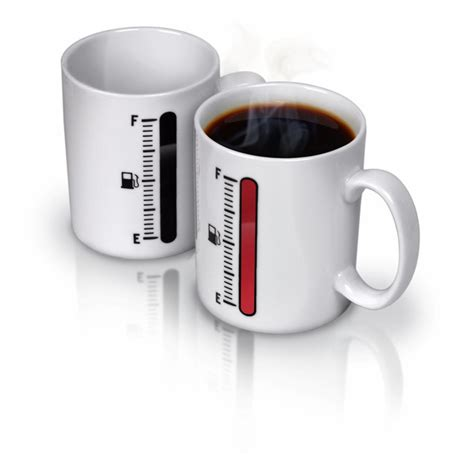 color changing mugs tank up heat color changing coffee mug looks like a fuel