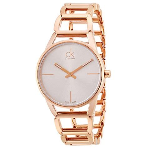 Ck Ck090 Rosegold Black 1 1 best price calvin klein s watches calvin klein k3g23626 stately nocobot
