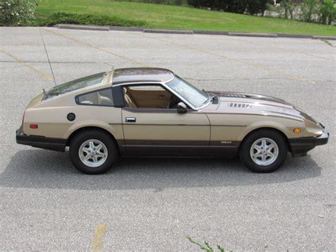 nissan datsun 1983 1983 nissan 280zx z car ebay