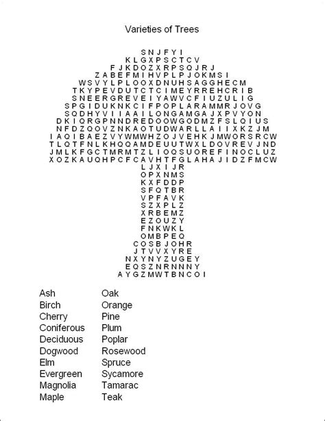 printable word search puzzles adults 4 best images of printable word puzzles for adults