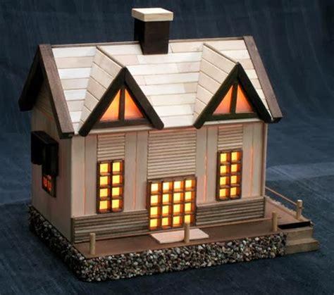 membuat rumah gadang cara membuat rumah lu kayu dari stik es krim cara