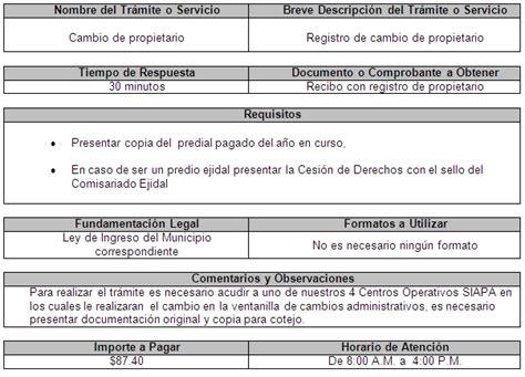 oficina para cambio de cambio de propetario en cd juarez requisitos para cambio de propietario en cd juarez