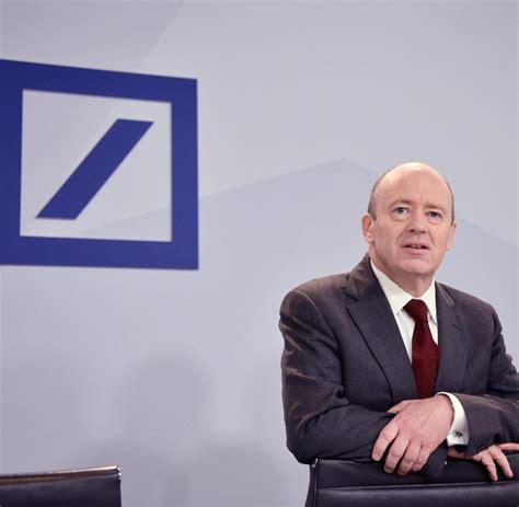 deutsche bank mitarbeiter deutsche bank cryan h 228 lt mitarbeiter f 252 r 252 berbezahlt