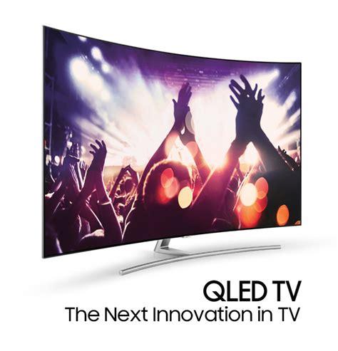 Tv Samsung Qled Samsung Qled Tv Ces 2017 De Resmiyet Kazand